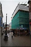 SU6351 : Building refurbishment - Wote Street by Sandy B