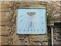 NZ2742 : Sundial, Durham Cathedral by Barbara Carr