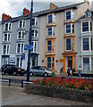 SN5882 : Guest house and hotel, Aberystwyth by Jaggery
