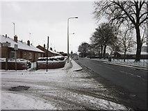 TA0729 : Walton Street from Longden Street, Hull by Ian S