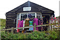 SY8279 : The Little Shop, Lulworth Cove by Phil Champion