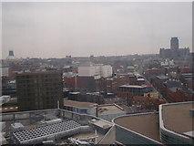 SJ3589 : Liverpool Skyline by Mike Tonge