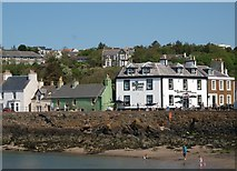NW9954 : Harbour House Hotel Portpatrick by Steve Houldsworth