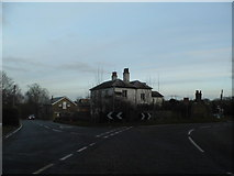 TQ4262 : Downe Road at the junction of Shire Lane by David Howard