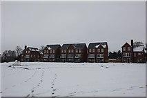 SU5985 : Newlands Houses by Bill Nicholls
