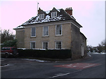 SU2199 : Riverside House, High Street, Lechlade by Vieve Forward