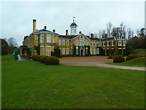 TQ1352 : East elevation of Polesden Lacey by Alexander P Kapp