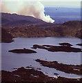 NX4485 : Loch Enoch by Richard Webb