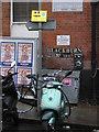 TQ2584 : Visual clutter, Blackburn Road, West Hampstead by Christopher Hilton