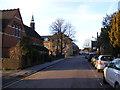 TL1314 : Victoria Road, Harpenden by Adrian Cable