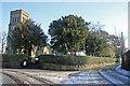 SJ8866 : St Michael's North Rode parish church by Peter Turner