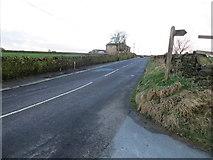 SE0721 : Turbury Lane by Peter Wood