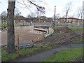 SK5738 : Robin Hood Way pedestrian subway by Alan Murray-Rust