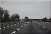ST0207 : M5, Junction 28 by N Chadwick