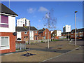 SJ3767 : Houses and Tower Blocks, Blacon by Des Blenkinsopp