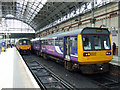 SJ8497 : Manchester Piccadilly railway station by Thomas Nugent