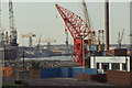 NZ2964 : Low Walker: view of the Swan Hunter shipyard, 1993 by Christopher Hilton