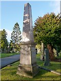 NS4076 : The Ward Family Memorial by Lairich Rig