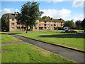 SO8554 : Dent Close, Worcester by Philip Halling