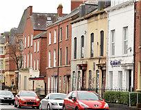 J3372 : Nos 55-63 University Street, Belfast by Albert Bridge