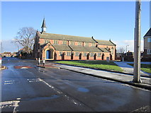 NZ2783 : The Parish Church of St John, Sleekburn by Ian S