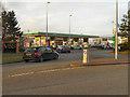 SJ5891 : BP Filling Station, Europa Boulevard by David Dixon