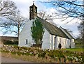 NS3478 : St Mahew's Chapel by Lairich Rig