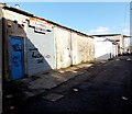 ST3187 : Business premises to let, Cross Lane, Newport by Jaggery