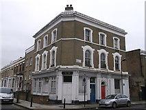 TQ3385 : No.31 Neville Road, Stoke Newington by David Anstiss