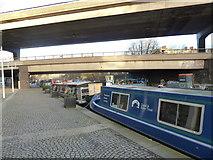 TQ2681 : Bridge 2A, Grand Junction Canal - Paddington Arm by Mr Biz