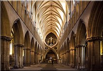 ST5545 : Wells Cathedral by Mr Eugene Birchall