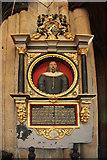 SK7953 : Thomas Atkinson memorial by Richard Croft