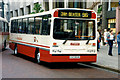 "J3373 : ""Handybus"", Belfast (1994) by Albert Bridge"