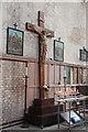 TQ2883 : St Michael, Camden Road - Calvary by John Salmon