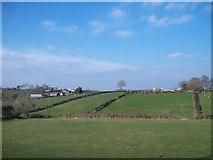 J2333 : Drumlins north of the A25 (Castlewellan Road) by Eric Jones