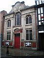 SJ4912 : Shrewsbury Unitarian Church, High Street by Richard Law