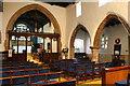 SK5934 : Interior, Church of Holy Rood, Edwalton by J.Hannan-Briggs