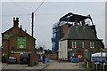 """SK5336 : """"The Vic"""" and Beeston Maltings by David Lally"""
