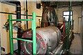 SJ8649 : Middleport Pottery - steam engine by Chris Allen