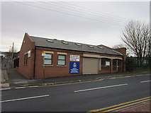NZ4539 : The Blackhall Resource Centre and Police Station by Ian S