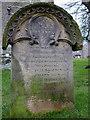 NY5218 : John Marshall grave, St Patrick's Church, Bampton Grange by Karl and Ali