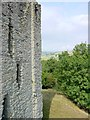 SO2980 : Clun Castle by Penny Mayes