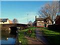 SK4740 : Gallows Inn Bridge, Ilkeston, Derbys. by David Hallam-Jones