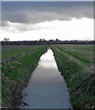 TA0623 : Land Drain near New Holland by David Wright