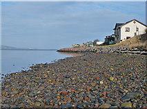 NH7149 : The beach at Alturlie by John Allan