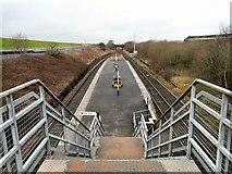 SJ9195 : Denton Station by Gerald England