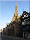 SO5040 : All Saints' church, Hereford by Gareth James