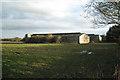 SP0772 : Broiler houses near Rose Cottage Farm by Robin Stott
