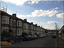 TQ4077 : Sandtoft Road, Charlton by Stephen Craven
