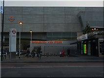 TQ3382 : Shoreditch High Street Station, Bethnal Green Road E1 by Robin Sones